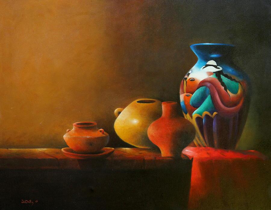 Peruvian Jar / Jarrón Peruano